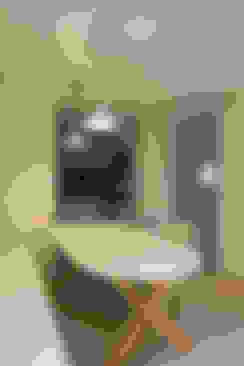 Eetkamer door 홍예디자인