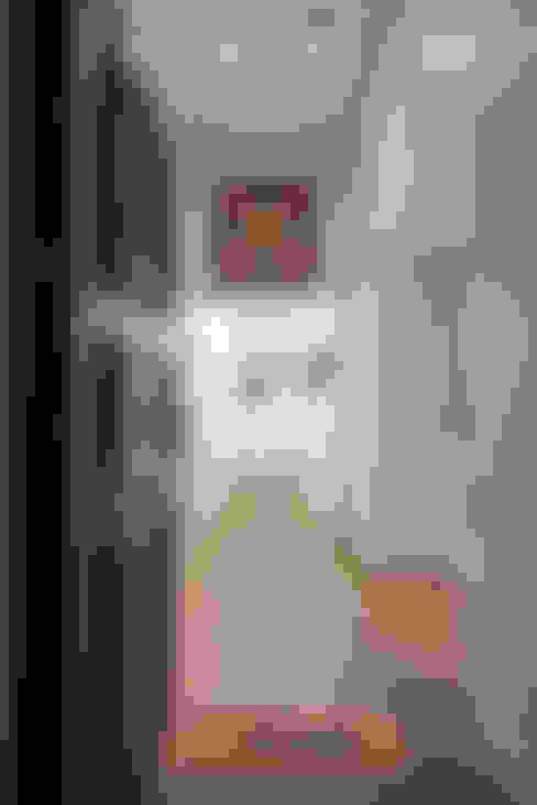 الممر والمدخل تنفيذ ZETAE Studio