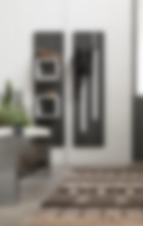 Vestíbulos, pasillos y escaleras de estilo  por BandIt Design