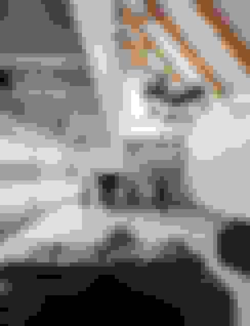 Living room by BECZAK / BECZAK / ARCHITEKCI