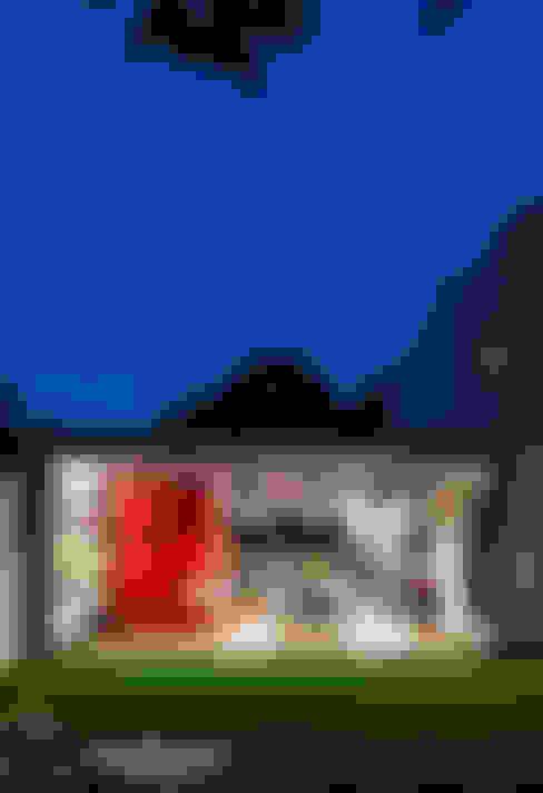 Casas de estilo  por Grupo Arquidecture