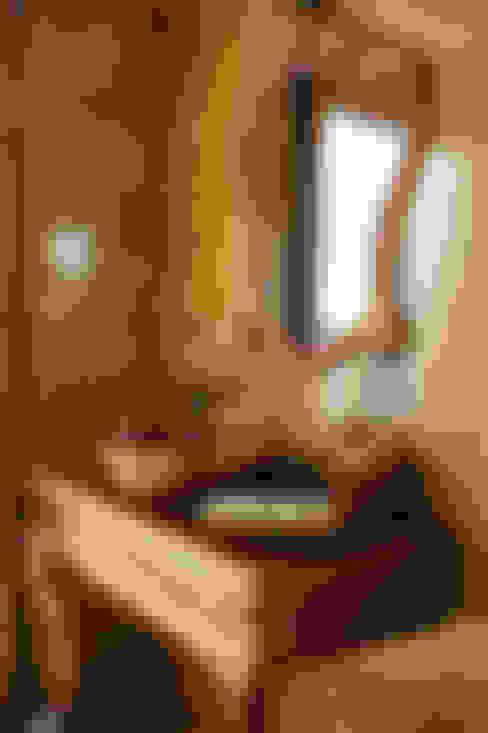 Bilgece Tasarım – Mekan Tasarımı:  tarz Banyo