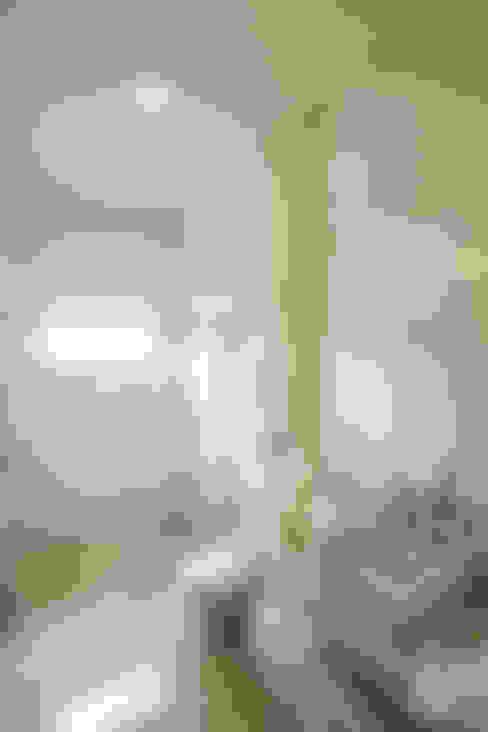 浴室 by Arch & Design Studio