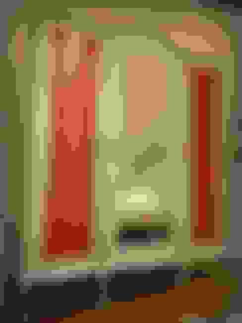 Dormitorios de estilo  por Pode Ser!