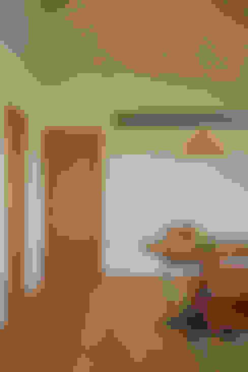 toki Architect design office:  tarz Yemek Odası