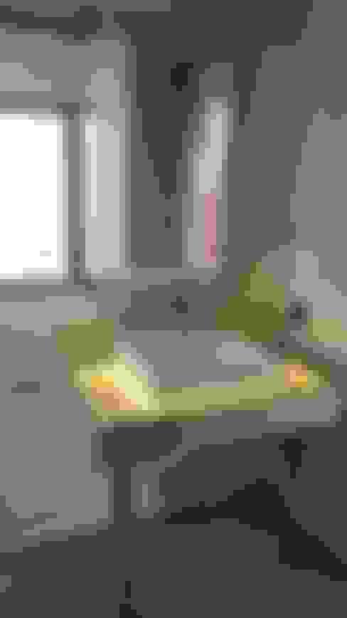 Ванные комнаты в . Автор – SAYTAS SABUNCUOGLU YAPI VE TIC.LTD.STI.