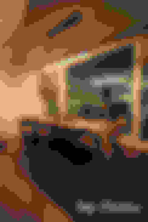 Eetkamer door dip chroma