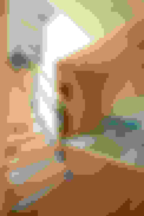 Koridor dan lorong by 設計事務所アーキプレイス
