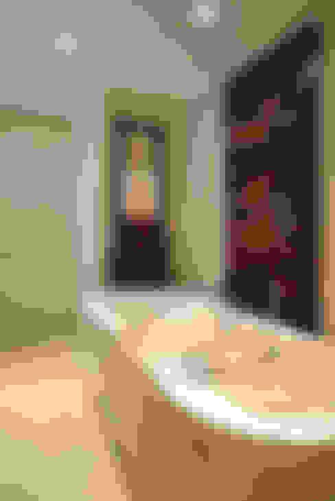 حمام تنفيذ 澤山乃莉子 DESIGN & ASSOCIATES LTD.