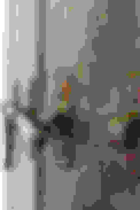 Puertas y ventanas de estilo  por federica basalti home staging