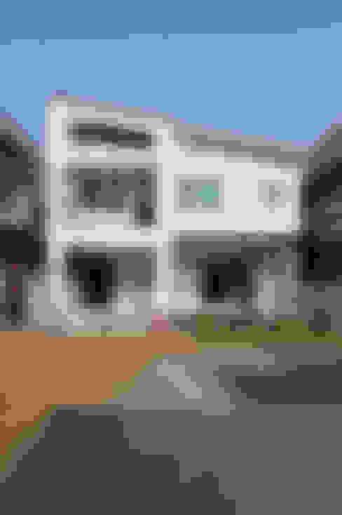 황금동주택 (Hwanggeumdong House): 위빌 의  주택