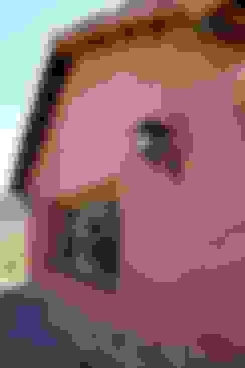 บ้านเดี่ยว by ALIWEN arquitectura & construcción sustentable - Santiago