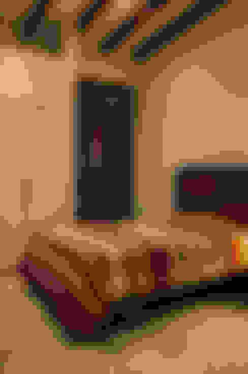 Dormitorios de estilo  por FURSE.arquitectura