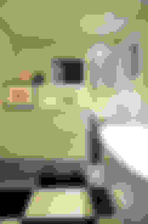حمام تنفيذ Modify- Architektura Wnętrz
