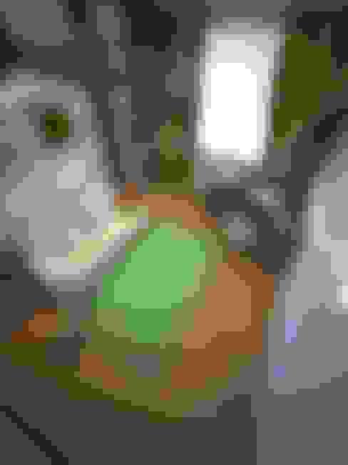 غرفة الاطفال تنفيذ Дизайн студия Александра Скирды ВЕРСАЛЬПРОЕКТ