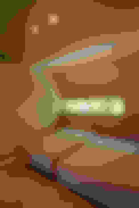 Slaapkamer door toki Architect design office