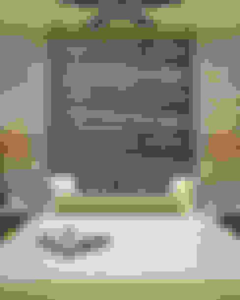 غرفة نوم تنفيذ Vaibhav Patel & Associates