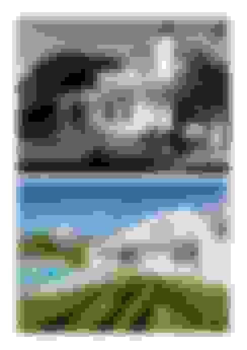 Casas de estilo  por Simon Garcia | arqfoto