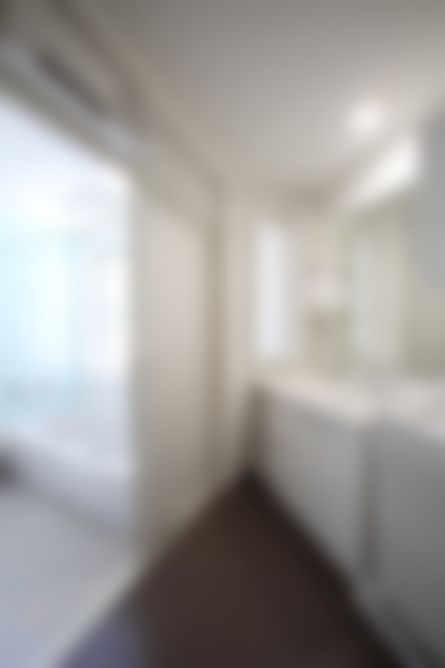 Bathroom by atelier m