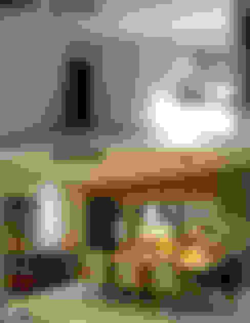 Antes e Depois Jantar: Salas de jantar  por CARDOSO CHOUZA ARQUITETOS