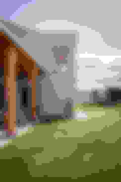 حديقة تنفيذ Studio di Architettura Ortu Pillola e Associati