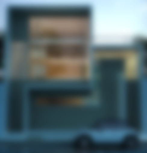 Duplex: Casas de estilo  por LIMMIT