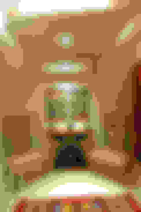الممر والمدخل تنفيذ Aum Architects