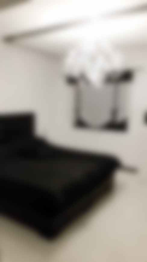 غرفة نوم تنفيذ Biuro Projektów MTM Styl - domywstylu.pl