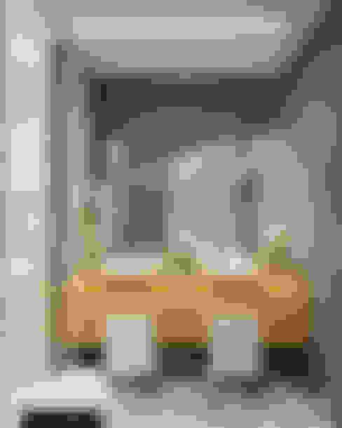Badkamer door Студия авторского дизайна ASHE Home