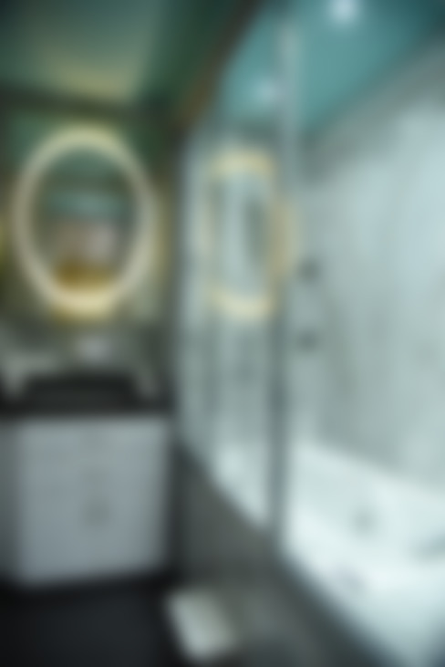 Deshmukh Residence:  Bathroom by Ornate Consultants