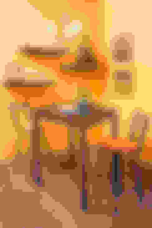 Столовая комната в . Автор – Idea Interior