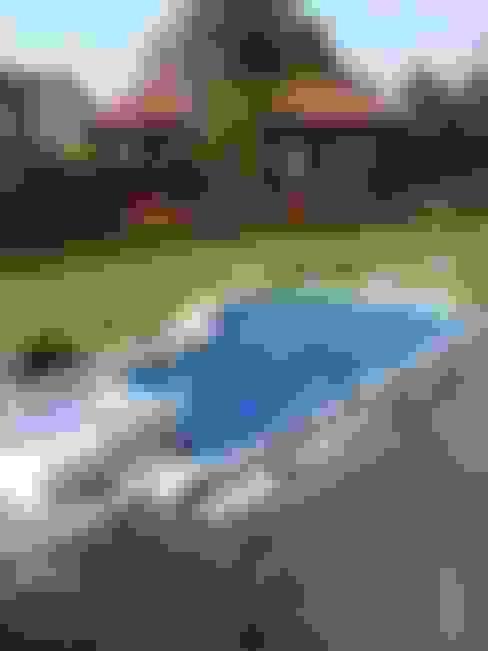 Pool by архитектурная мастерская МАРТ