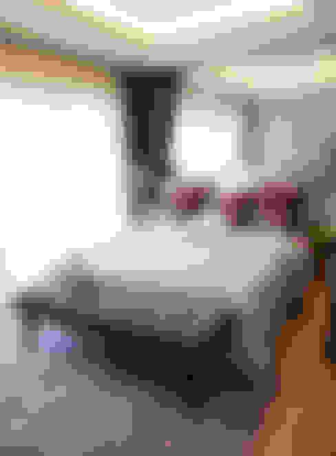غرفة نوم تنفيذ Gracious Luxury Interiors