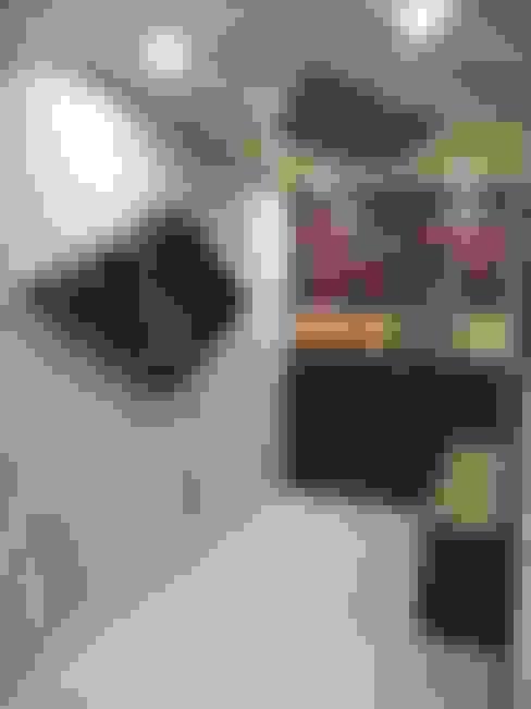 الممر والمدخل تنفيذ Shape Interiors