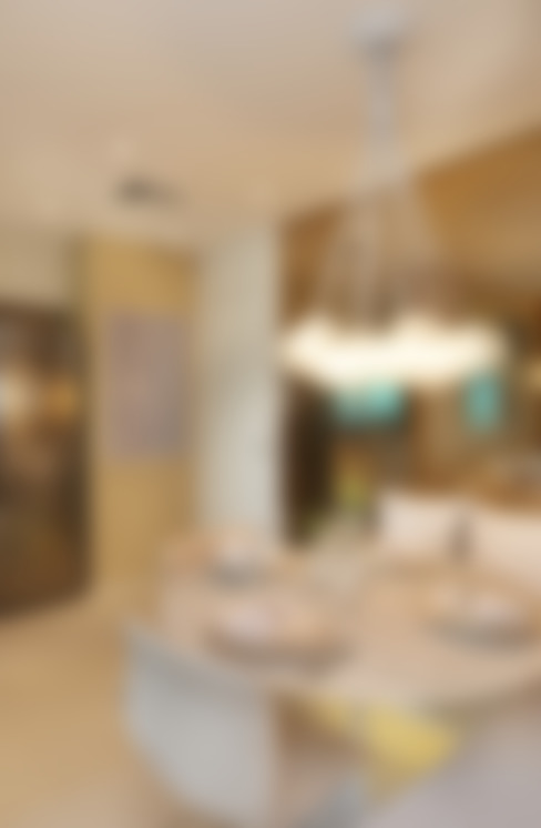 餐廳 by Chris Silveira & Arquitetos Associados
