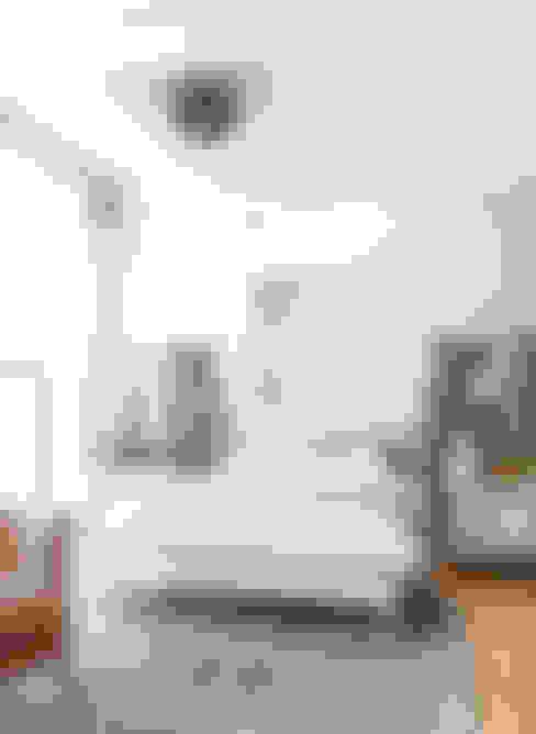 Camera da letto in stile  di Grange México