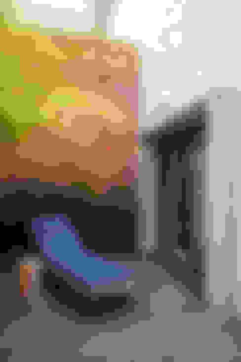 ระเบียง, นอกชาน by ivan ventura arquitetura