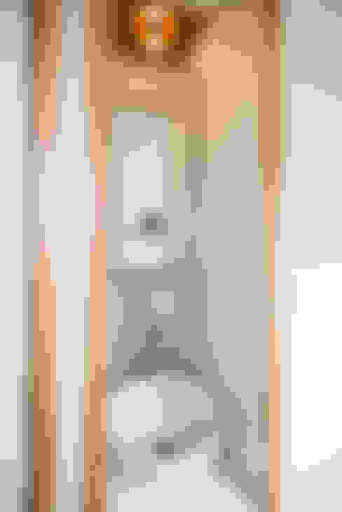 ห้องน้ำ by 건축사사무소 재귀당