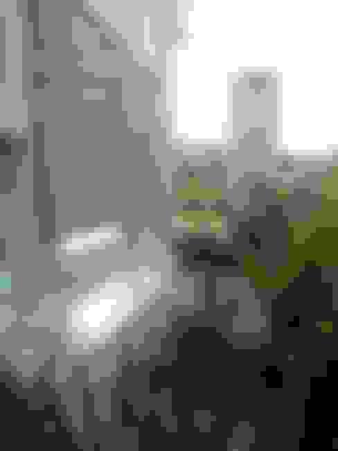 Jardines de estilo  de MABEL ABASOLO ARQUITECTURA