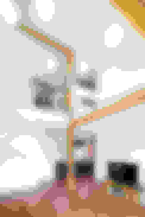 客廳 by 주택설계전문 디자인그룹 홈스타일토토
