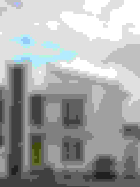 Casas de estilo  por Bojorquez Arquitectos SA de CV