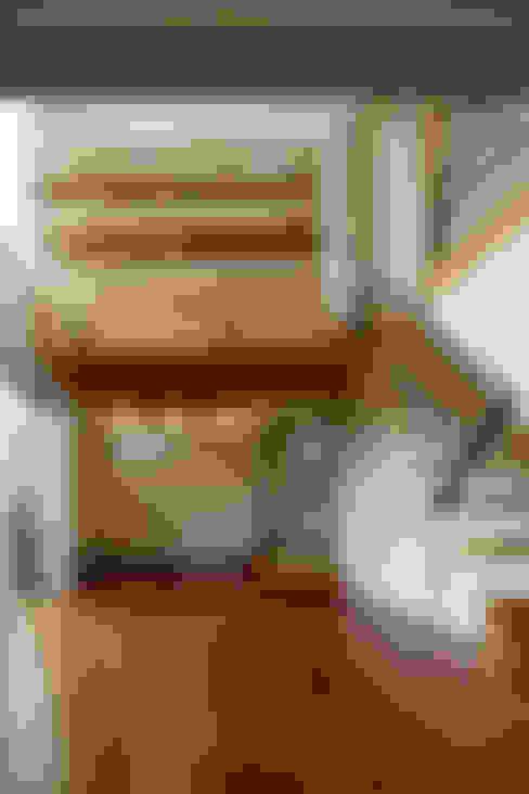 客廳 by &lodge inc. / 株式会社アンドロッジ