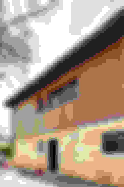 Huizen door Cendrine Deville Jacquot, Architecte DPLG, A²B2D