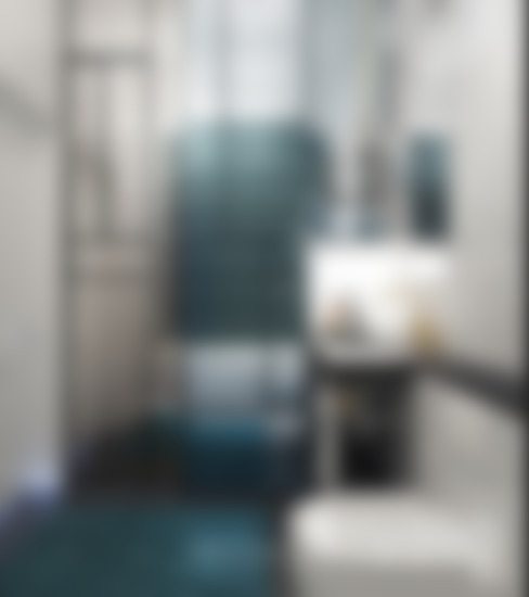 Ванные комнаты в . Автор – MIKOŁAJSKAstudio