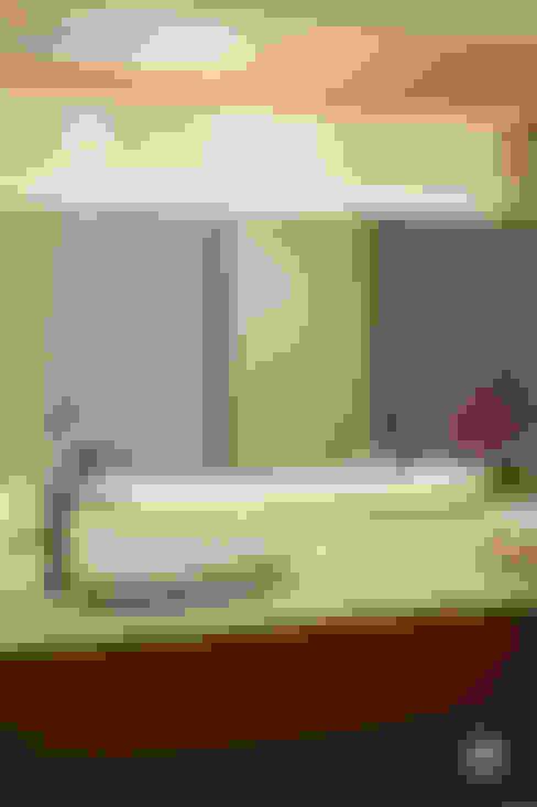حمام تنفيذ NAME Arquitectos