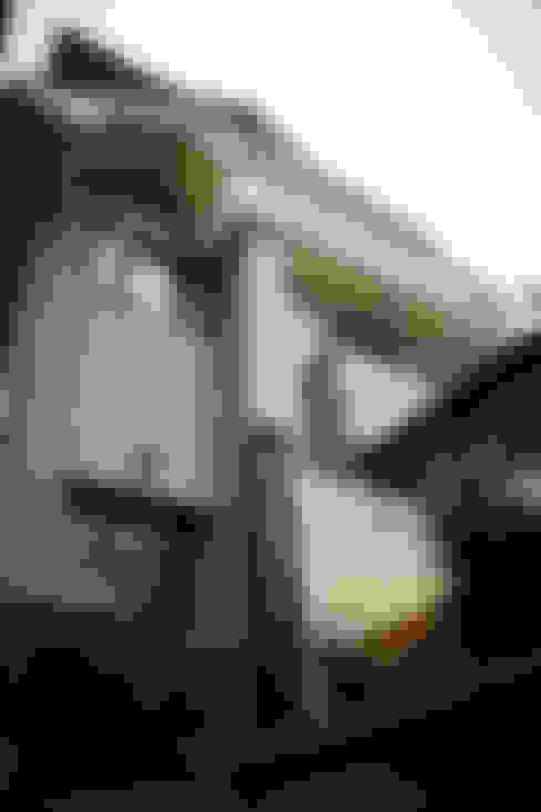 偶像劇豪宅大曝光:  房子 by 戎馬整合設計