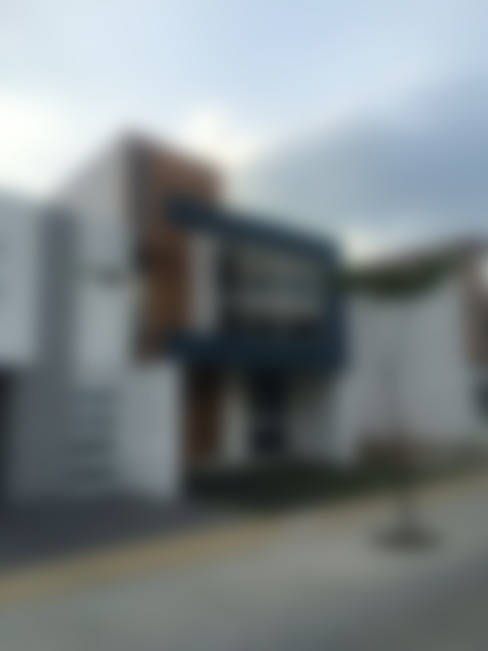Casas de estilo  por Arquimia Arquitectos