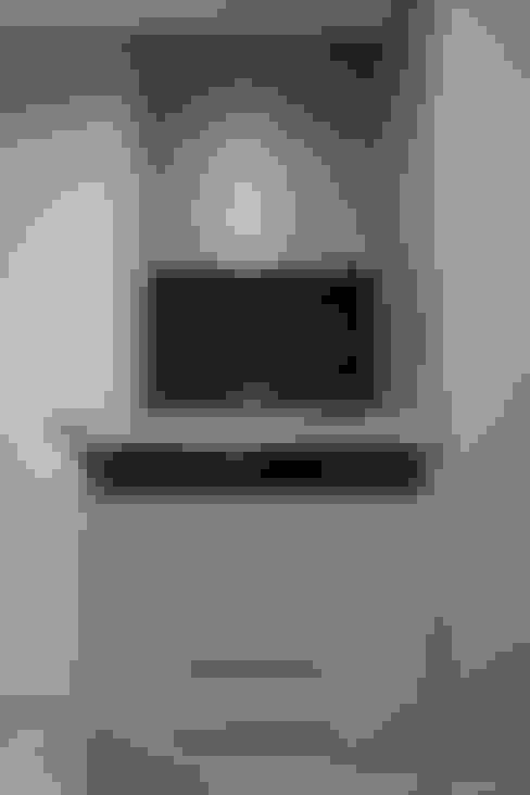 Cris Nunes Arquiteta:  tarz Yatak Odası