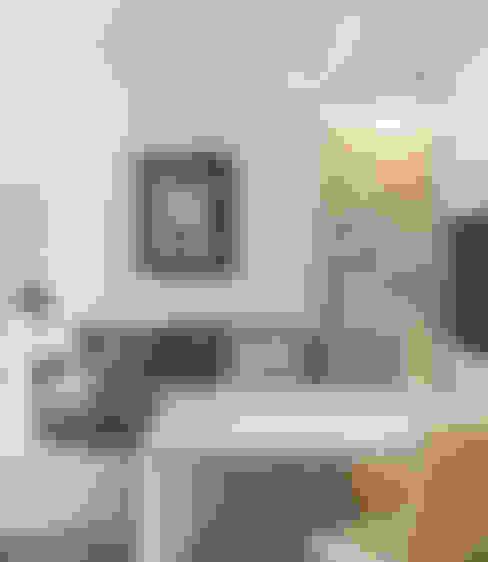 Salas / recibidores de estilo  por BRANDO concept