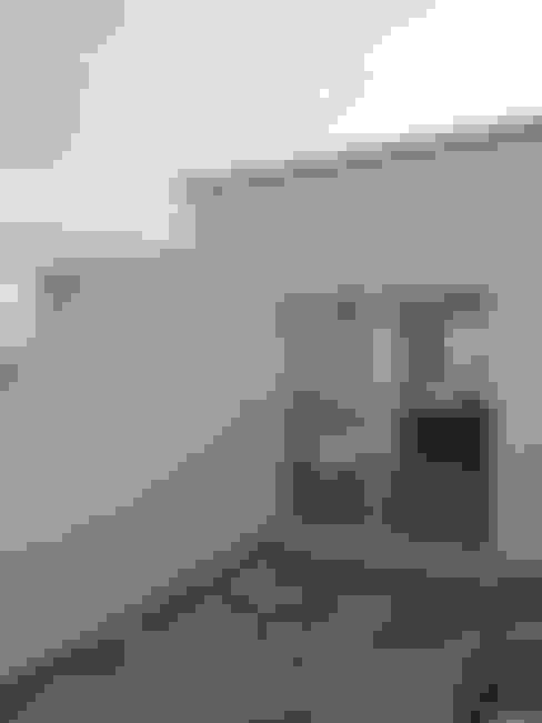 Casas de estilo  por Arqca